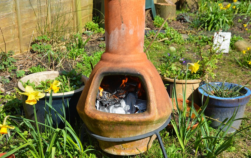 Gartenkamine – in der heutigen Zeit, ein Muss