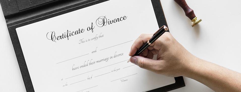 einvernehmliche Scheidung
