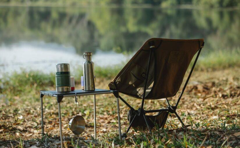Ein echter Klassiker: Der Westfield Campingstuhl